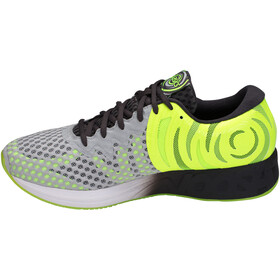 asics Noosa FF 2 Shoes Men Glacier Grey/Dark Grey/Safety